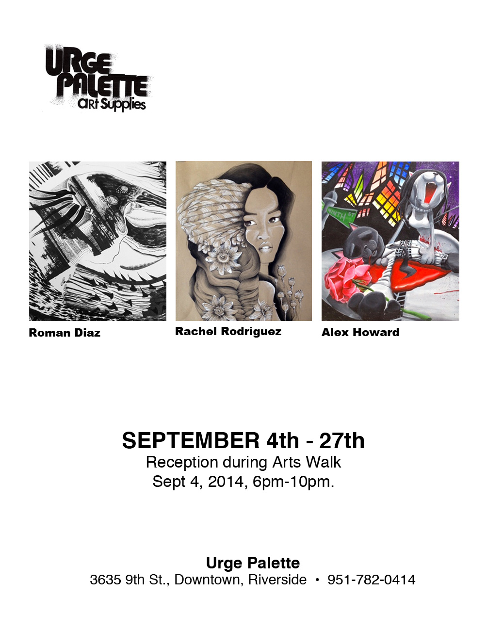 September show flyer 2